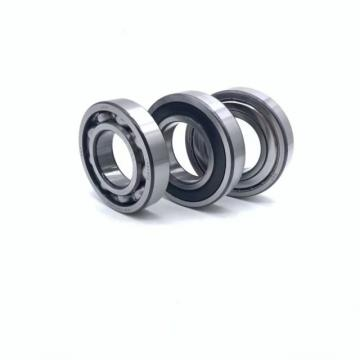 200 mm x 280 mm x 38 mm  KOYO 7940B Single-row, matched pair angular contact ball bearings