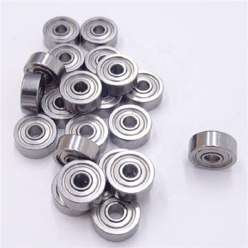 380 mm x 480 mm x 46 mm  KOYO 7876B Single-row, matched pair angular contact ball bearings